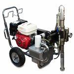 HYVST HC 970 G - окрасочный аппарат с бензиновым двигателем